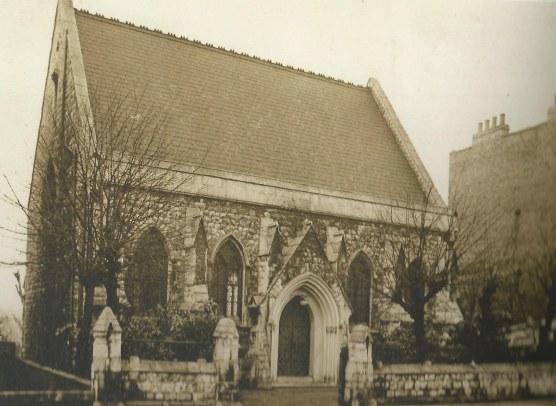 Beresford Church x