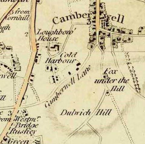John Cary 1786