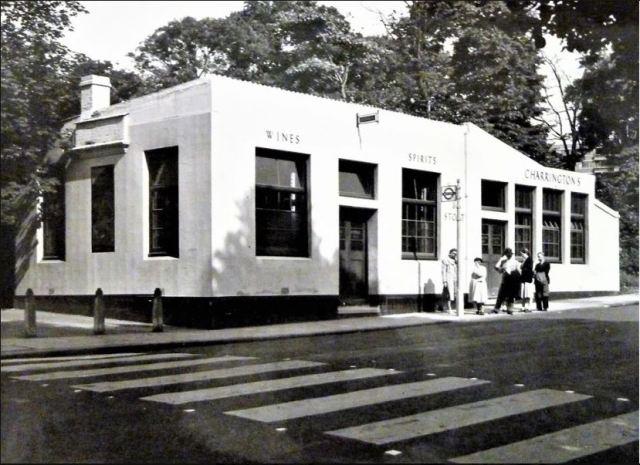 Fox Under The hILL, 119 DH 1953
