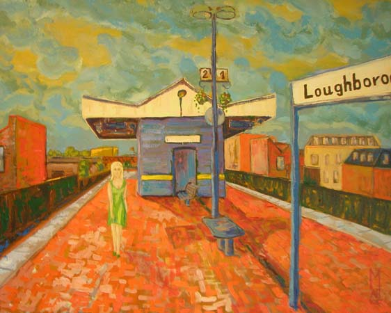 Loughborough Junction , Mariusz Drabarek, 2004