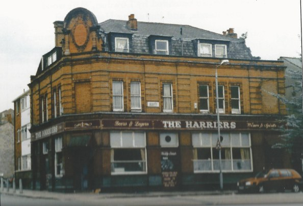 The Harriers, 2003 Photo by George Young taken from Herne Hill Heritage Trail published The Herne Hill Society, revised edition 2013 (2)