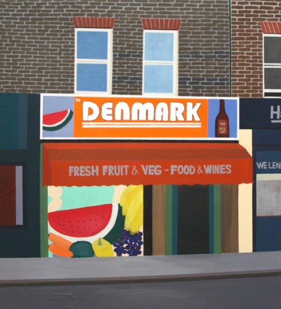 Goodies, 74 Denmark Hill, Camberwell, London Jonna Pedersen