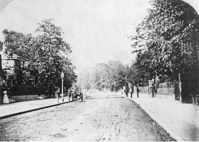 Coldharbour Lane, c1880 Southwark Art Collection