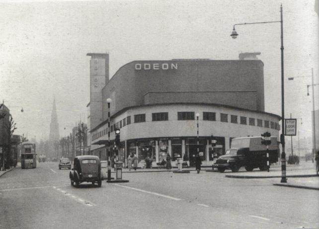 4347631428_a9bfbdfc08_b Camberwell Odeon, 1954 camberwellgazette flickr