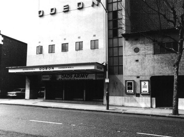 camberwell Odeon 1971 date of release of Dads Army