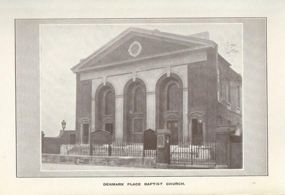 Denmark Place Baptist Church a