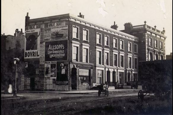 Lord Stanley, Hinton Rd c1905 Lambeth Landmark