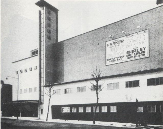 Odeon Camberwell, 90 Denmark Hill