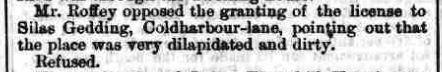 South London Press Oct 14 1885