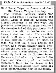 Castle Rock Journal 29 May 1903