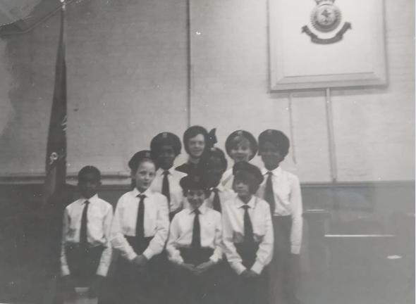 Salvation Army LJ 1966 1967 Linda Farrow
