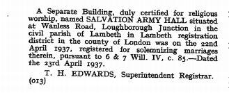 The London Gazette 27 April 1937