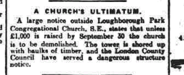 Yorkshire Evening post 7 August 1926
