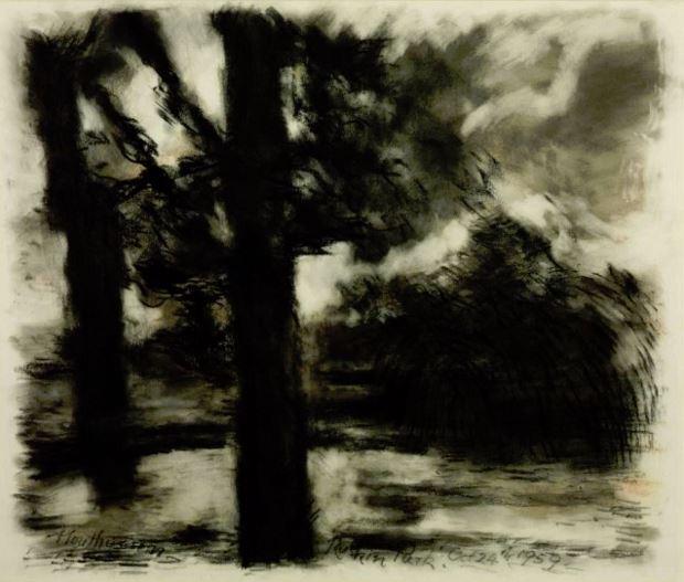 Albert Houthuesen Ruskin Park 11 1959 Tate