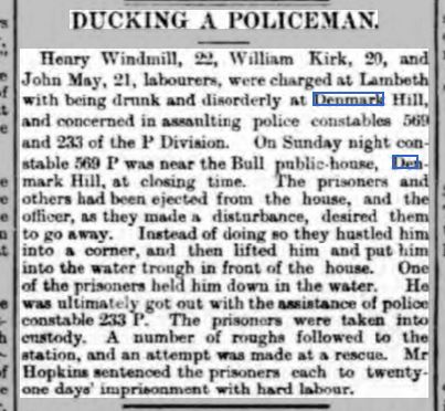 Aberdeen Evening Express 23 Oct 1890
