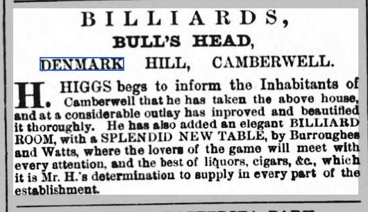 South London Press 14 July 1866