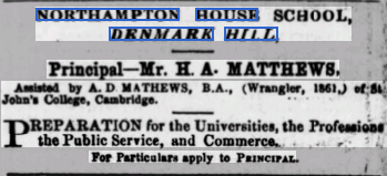 Cambridge Chronicle and Journal 11 May 1861