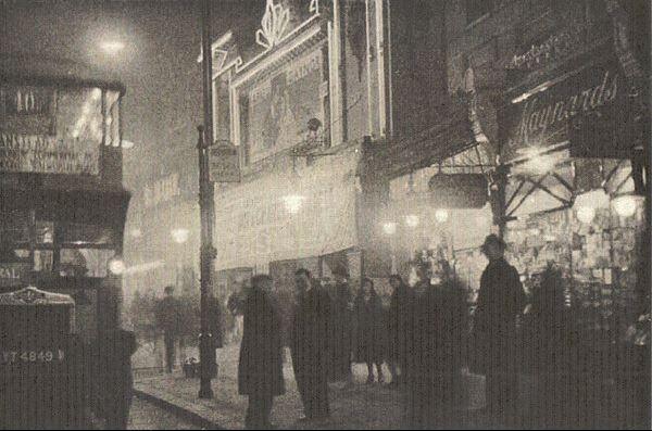 Golden Domes Cinema undated