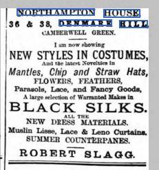 South London Chronicel 25 Nov 1876