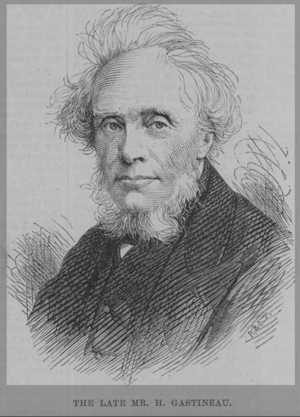 Henry Gastineau [ 1791-1876] Illustrated London News, 5th Feb 1876