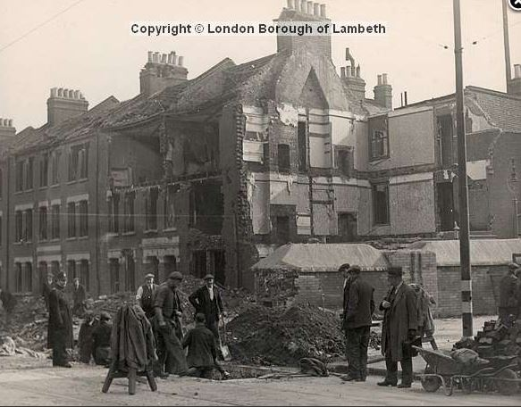 Lambeth Landmark 14 March 1944