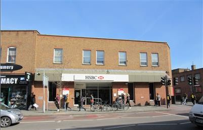 HSBC Denmark Hill