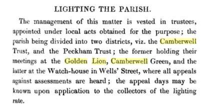 Regulations of the Parish of St Giles, William Greenaway Poole , 1838