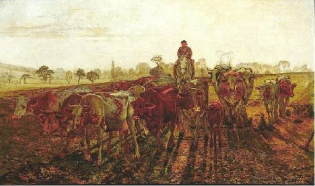 cows-going-home-daniel-alexander-williamson-1859