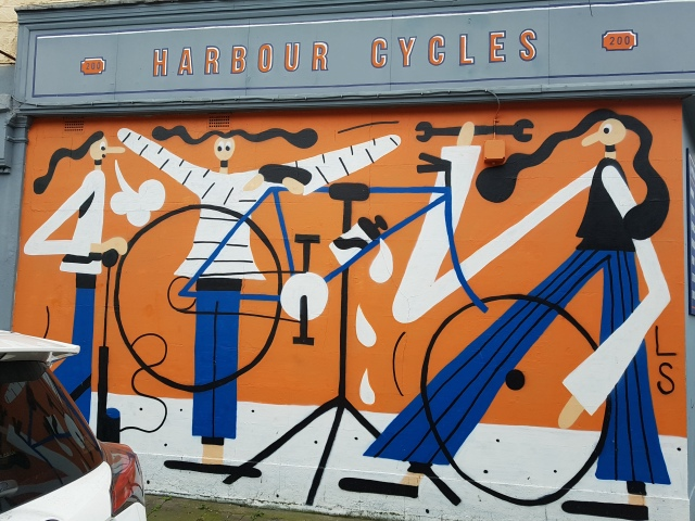 2018 Harbour Cycles corner Coldharbour Lane & Flaxman Road