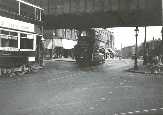 200 CL from Camberwell and West Norwood Tramways photo GN Southerden 1936