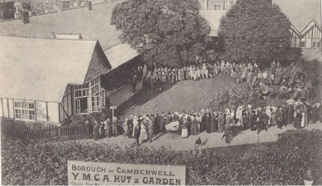 Borough of Camberwell YMCA Hut & Garden