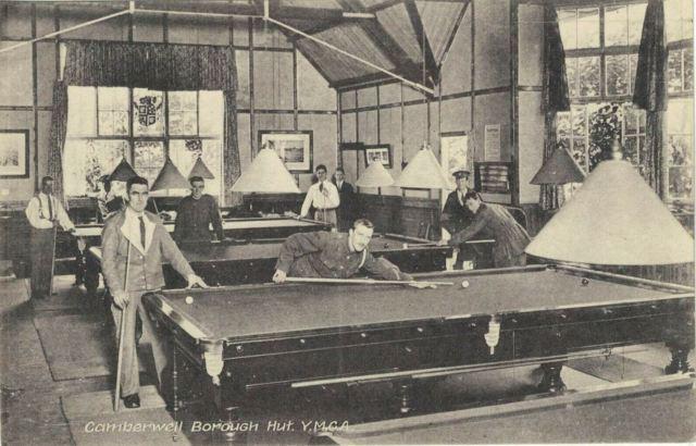 Camberwell Borough Hut, YMCA