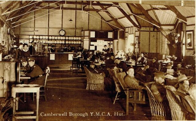 Camberwell borough YMCA Hut