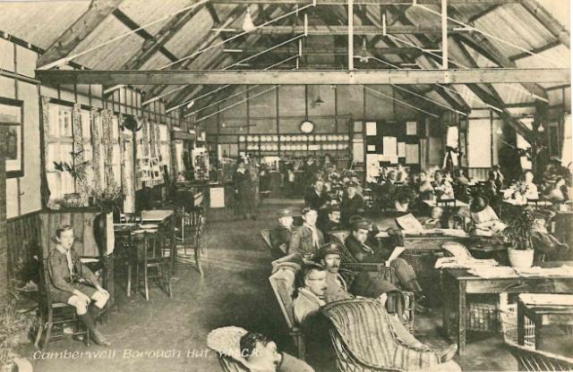 Camberwell YMCA Hut 1