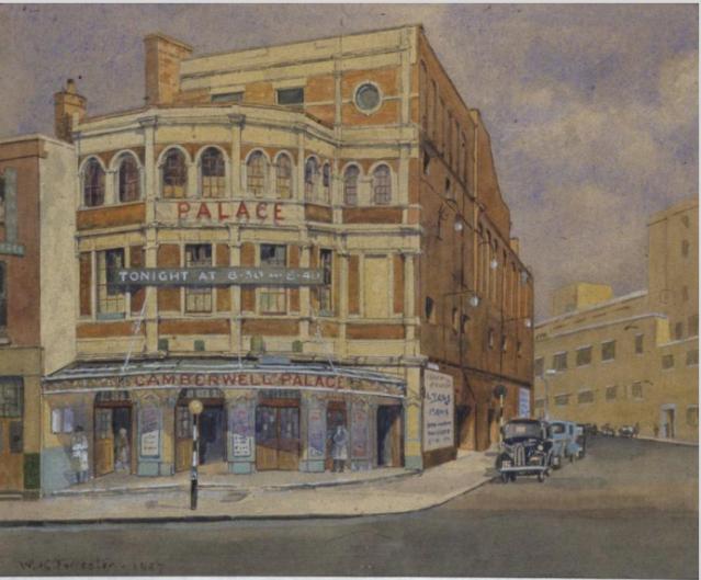 Camberwell Palace William Keddie Forrester ,1957 SAC