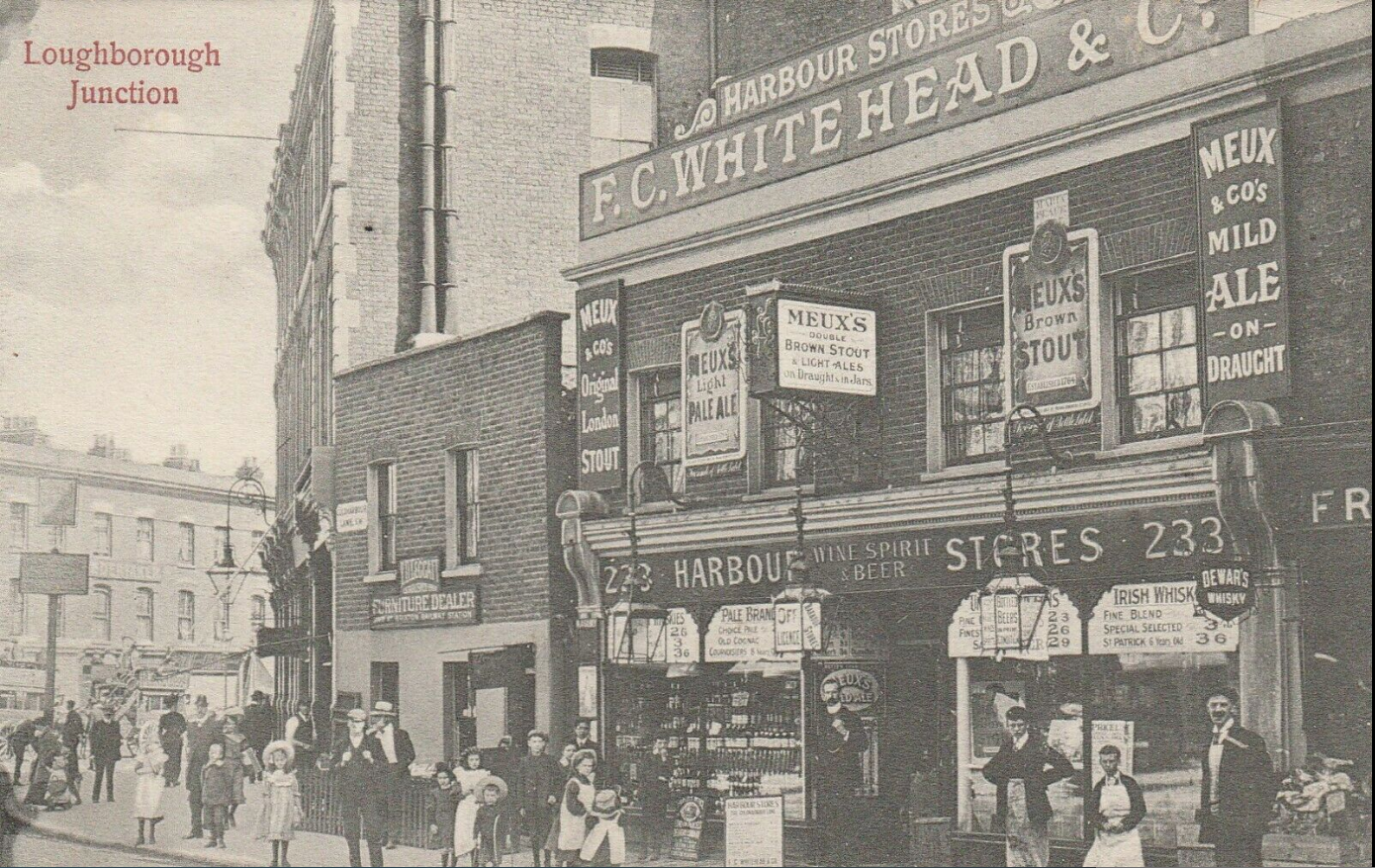 Loughborough Junction Harbour Stores 233 CL