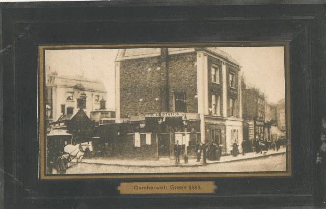 Camberwell Green 1885 Albert Flint pu August 1905