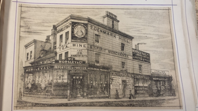 Horsley & Co 2 Denmark Hill, Lambeth Archives - Blanch