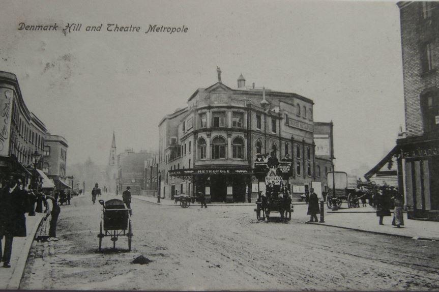 Metropole Theatre, pu November 1905